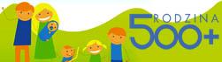 Grafika link do strony informacyjnej dotyczącej świadczenia wychowawczego.