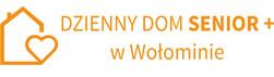 Grafika - link do strony Dziennego Domu Senior+ w Wołominie.
